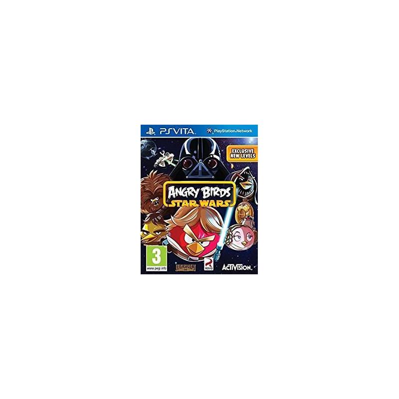 Angry Birds : Star Wars VITA