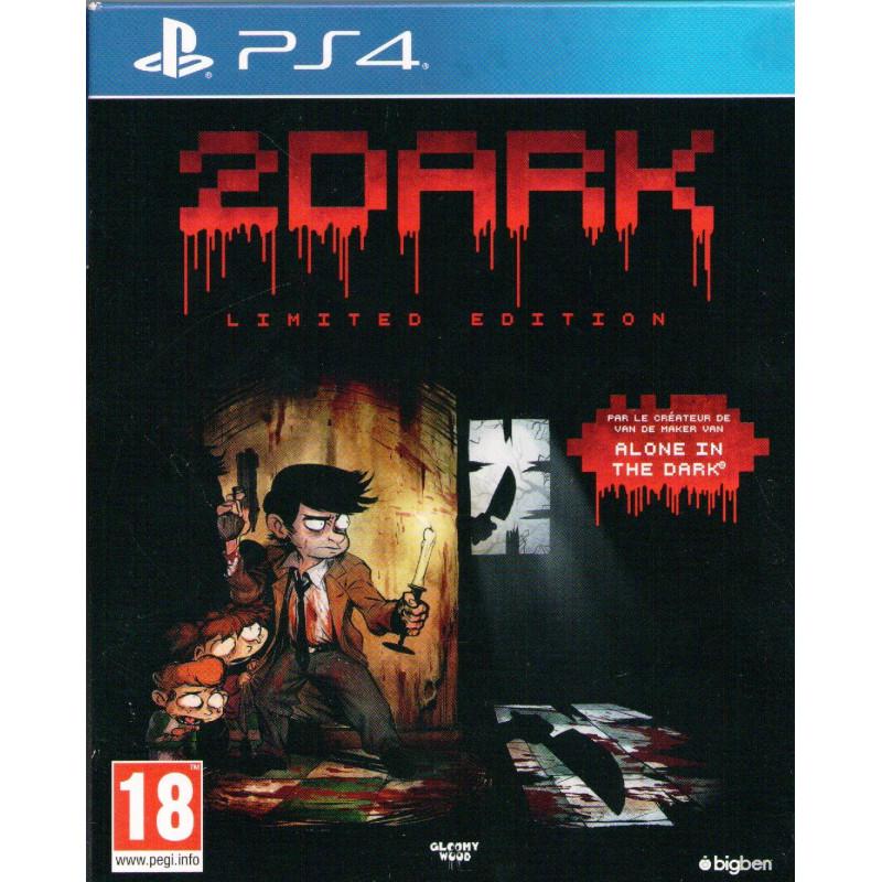 2 Dark Edition Limitée PS4