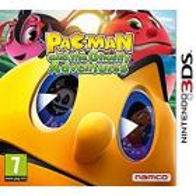 Pac-Man et Les Aventures de Fantomes 3DS