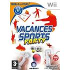 Famille en folie ! Vacances Sports Party Wii