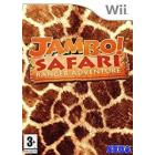 Jambo! Safari Ranger Adventure Wii