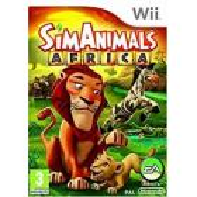 SimAnimals Africa Wii