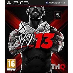 WWE'13 PS3