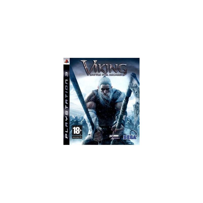Viking : Battle For Asgard PS3