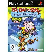 Ed Edd N Eddy : The Mis Edventures  PS2