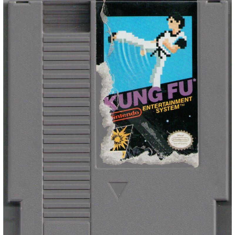 Kung Fu NES