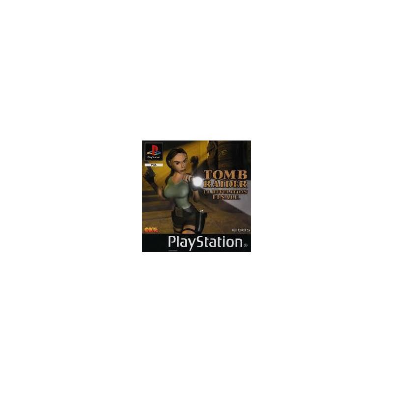 Tomb Raider : La Révélation Finale PSX