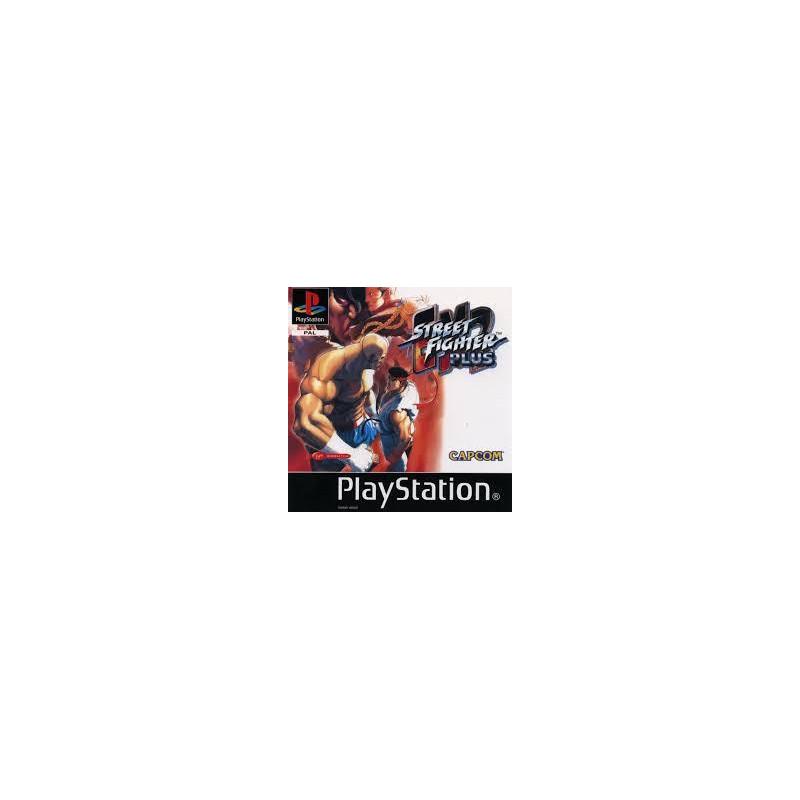 Street Fighter EX2 Plus PS1