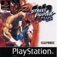 Street Fighter EX2 Plus PS1