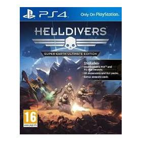 Helldivers...