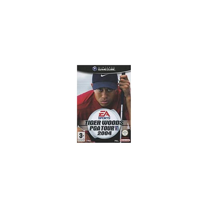 Tiger Woods PGA Tour 2004 GC