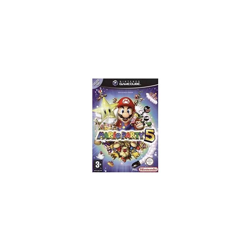 Mario Party 5 GC