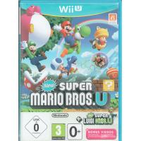 New Super Mario Bros. U + New Super Luigi WIIU