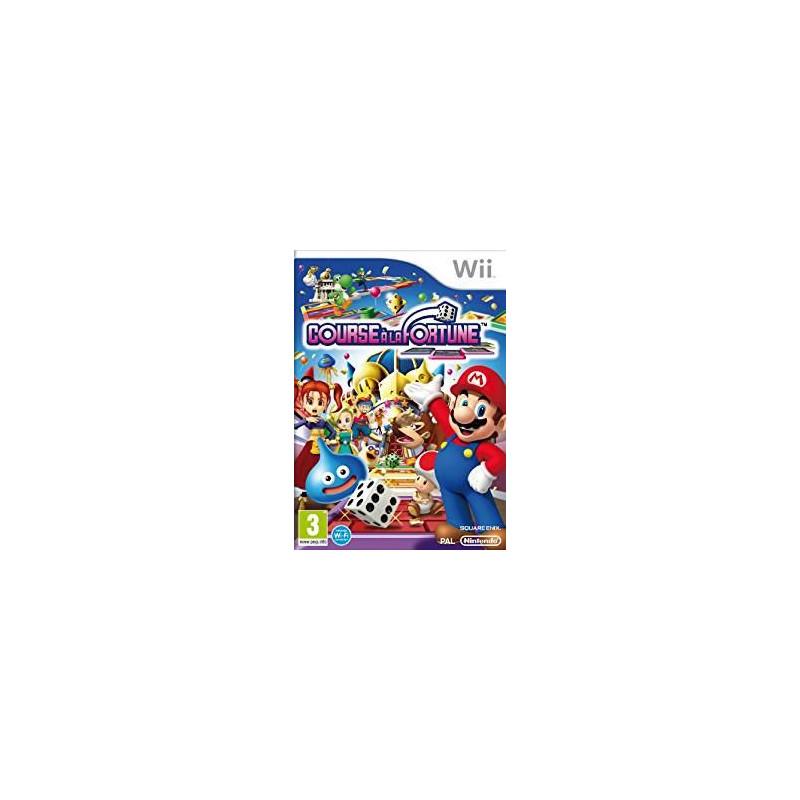 Course à la fortune Wii
