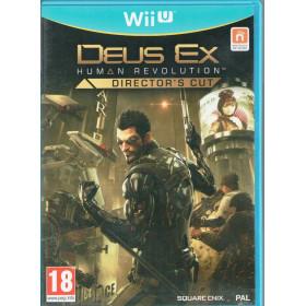 Deus Ex Human Revolution Director's Cut WIIU