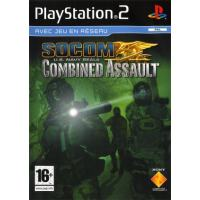 SOCOM : U.S. Navy SEALs :Combined Assault PS2