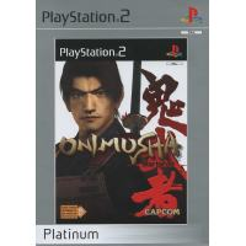 Onimusha : Warlords [Edition Platinum] PS2