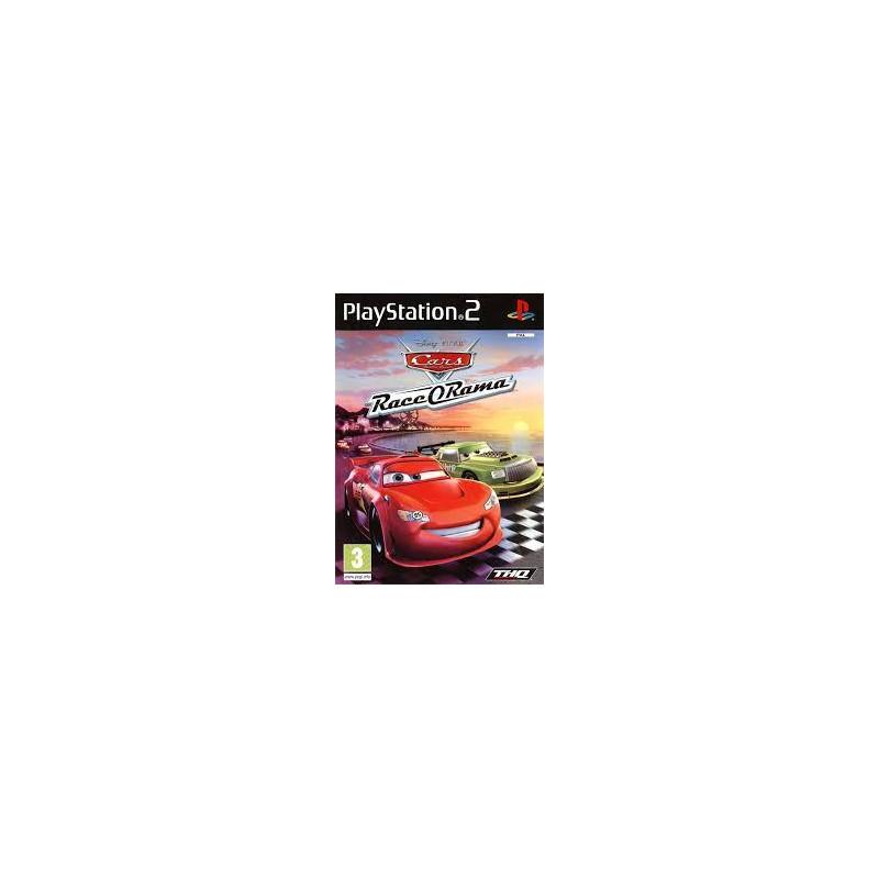 Disney Pixar Cars Race O Rama PS2