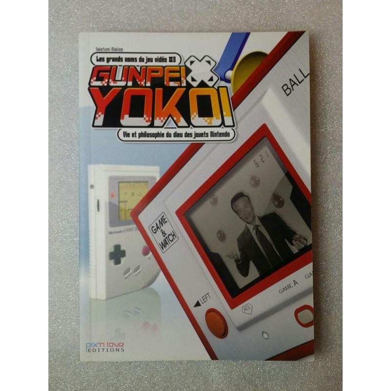Livre Pix'n Love Gunpei Yokoi - Vie et philosophie du dieu des jouets Nintendo