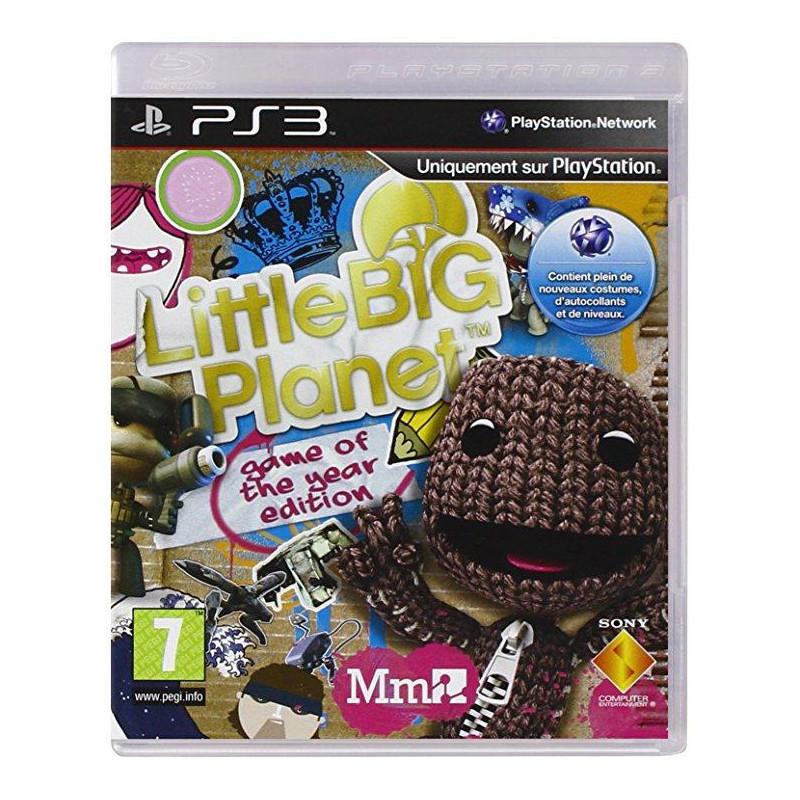Little Big Planet - Edition jeu de l'année PS3