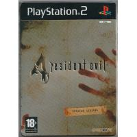 Resident Evil 4 Collector PS2