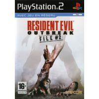 Resident Evil Outbreak File 2 PS2
