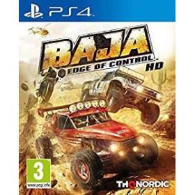 Baja : Edge of Control HD PS4