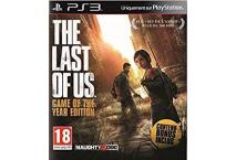 The Last of Us Edition Game of the Year PS3
