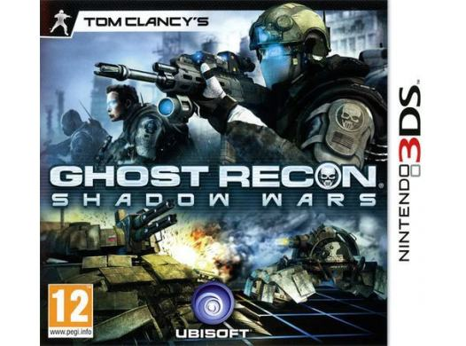 Ghost Recon : Shadow Wars D-3DS