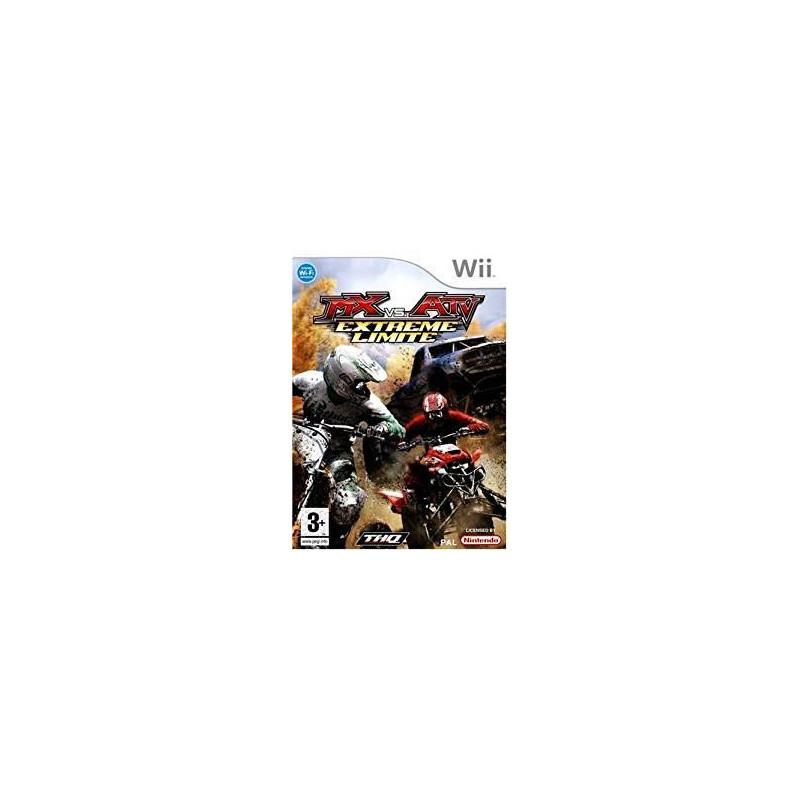 MX vs ATV : Extrême limite Wii