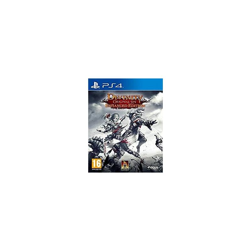 Divinity : Original Sin - Enhanced Edition PS4
