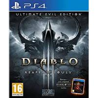 Diablo III Ultimate evil edition: Reaper of Souls PS4
