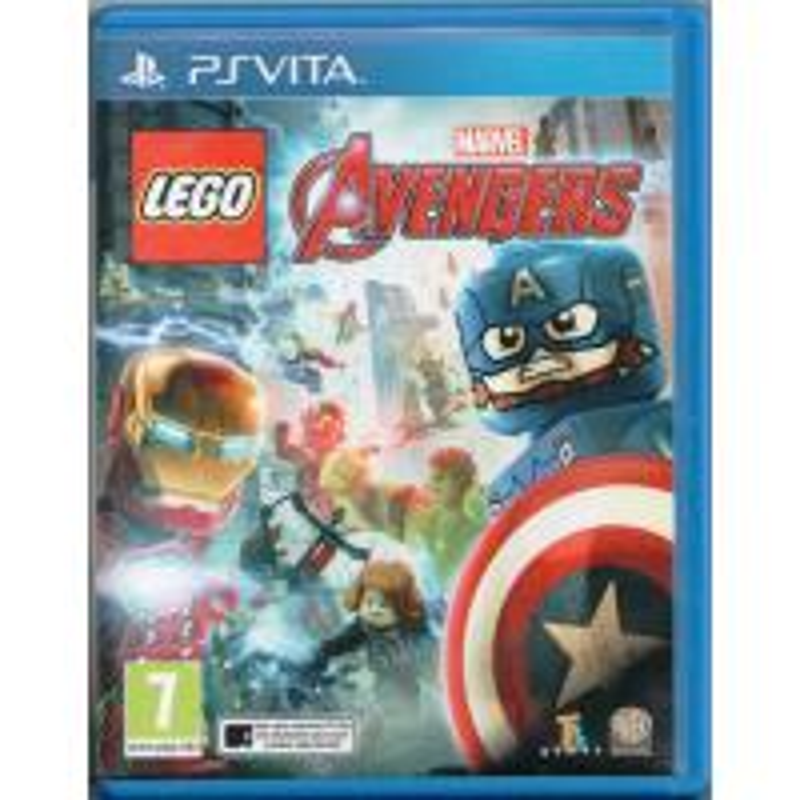 LEGO Marvel's Avengers VITA