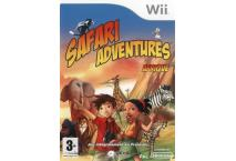 Safari Adventures : Afrique Wii
