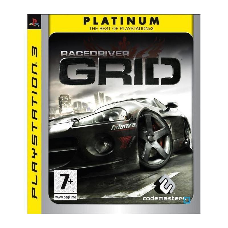 Race Driver Grid [Edition Platinum] PS3