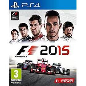 F1 2015 PS4
