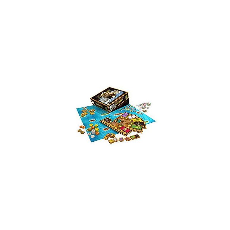 Galions de Topi Games Edition Française
