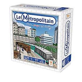 Métropolitain de Topi Games...