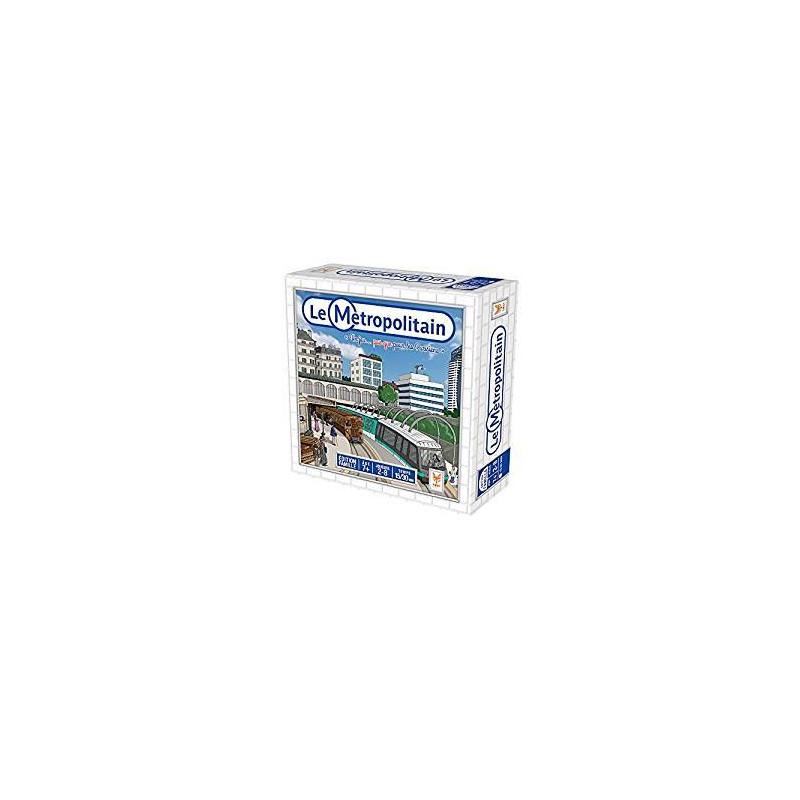 Métropolitain de Topi Games Edition Française