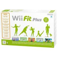 Balance Board Wii + Jeu Wii Fit Plus