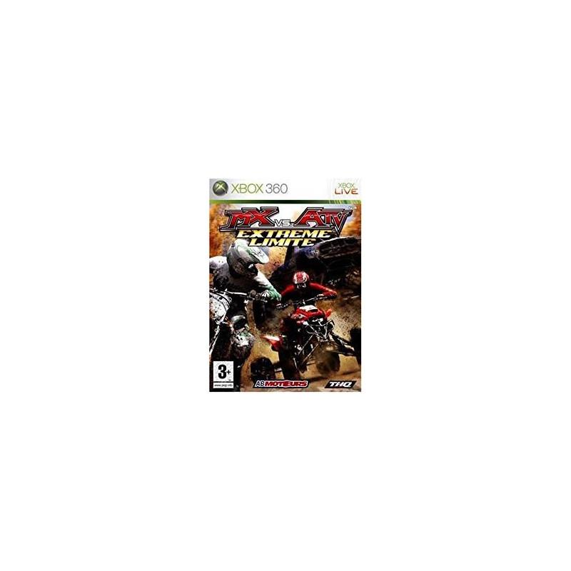 MX vs ATV : Extreme limite XBOX360