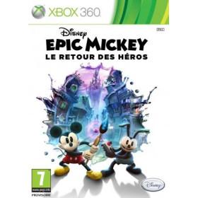Disney Epic Mickey : le...