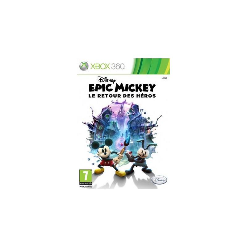 Disney Epic Mickey : le retour des Héros XBOX360