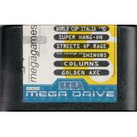 Mega Games 6 Compilation Megadrive MD