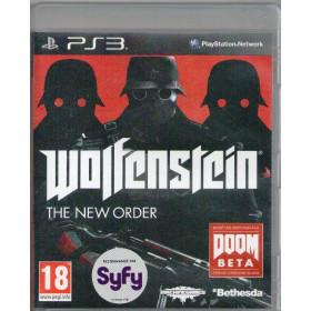 Wolfenstein : The New Order...