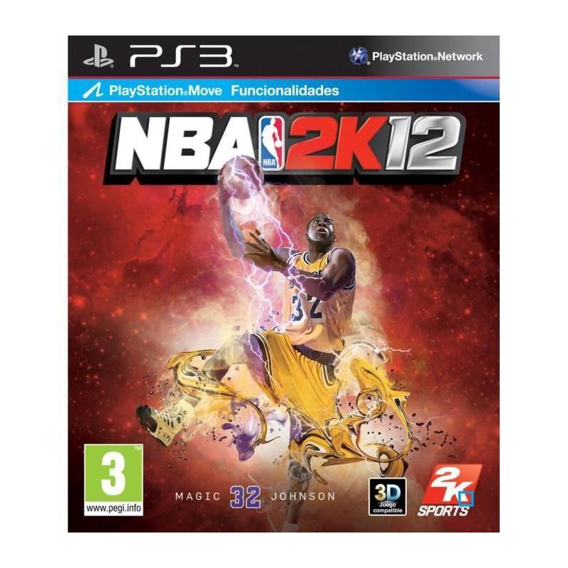 NBA 2K12 Edition Magic Johnson PS3
