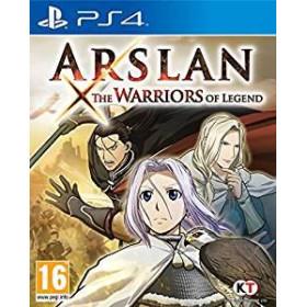 Arslan : The Warriors of Legend PS4
