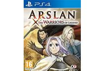 Arslan : The Warriors of Legend PS4