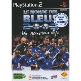 Le Monde des Bleus 2003 : Un Nouveau Defi PS2