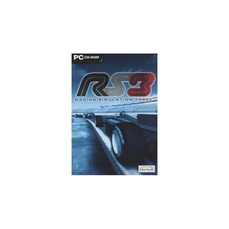 RS3 : Racing Simulation Three PS2